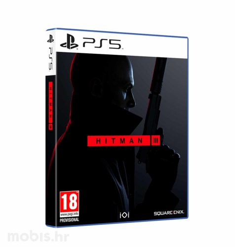 Hitman 3 Standard Edition igra za PS5