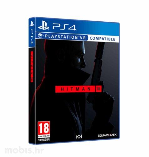 Hitman 3 Standard Edition igra za PS4