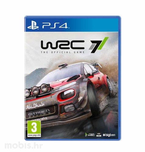 WRC 7 igra za PS4