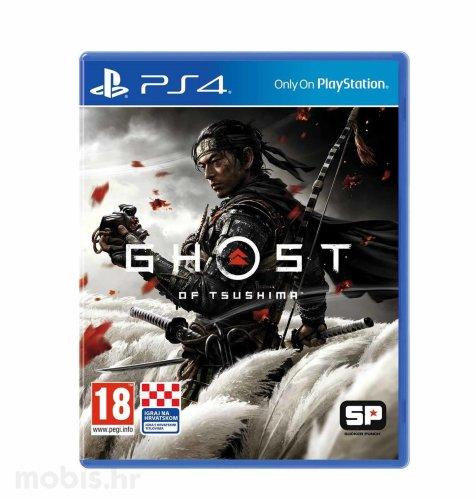 Ghost of Tsushima Standard Edition igra za PS4