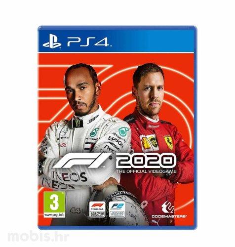 F1 2020 Standard Edition igra za PS4