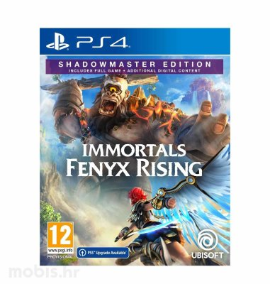 Immortals Fenyx Rising Shadowmaster Special Day1 Edition igra za PS4