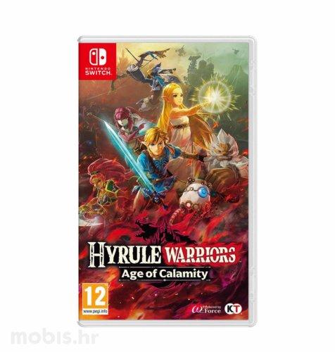 Hyrule Warriors: Age of Calamity igra za Nintendo Switch