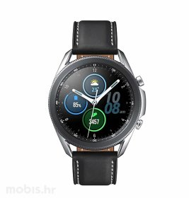 Samsung Galaxy Watch 3 (45 mm): srebrni