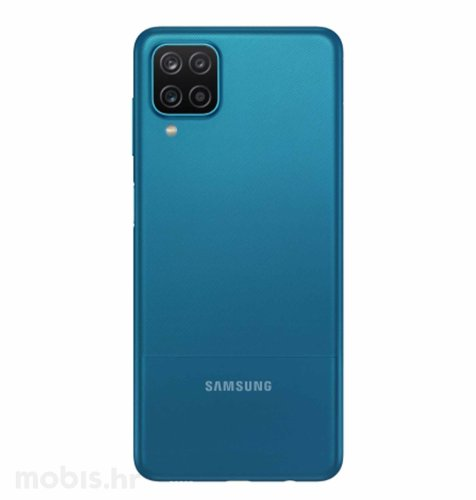 Samsung Galaxy A12 4GB/128GB: plavi