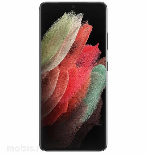 Samsung Galaxy S21 Ultra 5G 12GB/256GB: crni