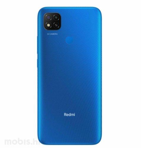 Xiaomi Redmi 9C NFC 2GB/32GB: plavi