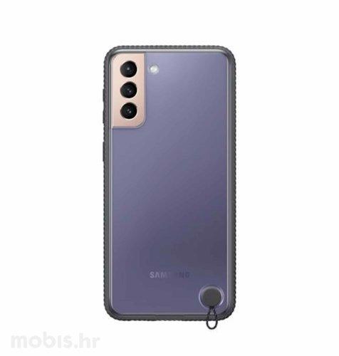 Zaštita za Samsung Galaxy S21+: crna