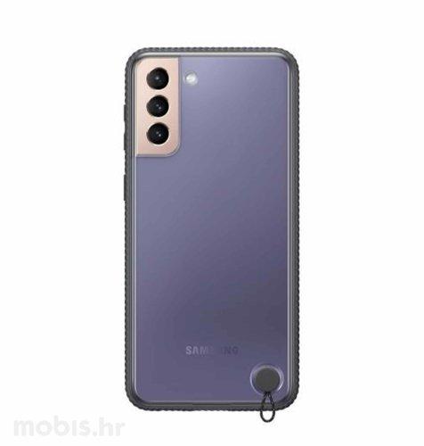 Zaštita za Samsung Galaxy S21: crna