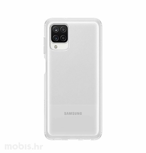 Zaštita za Samsung Galaxy A12: prozirna