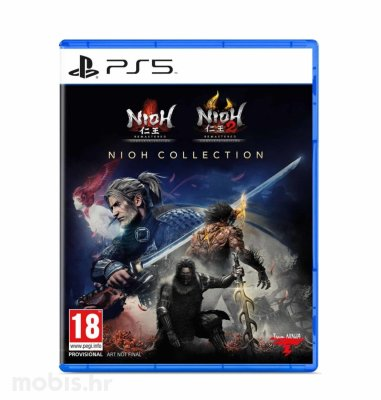 The Nioh Collection igra za PS5