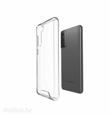 MaxMobile zaštitna maska za Samsung Galaxy S21+ Drop-Proof Light: prozirna