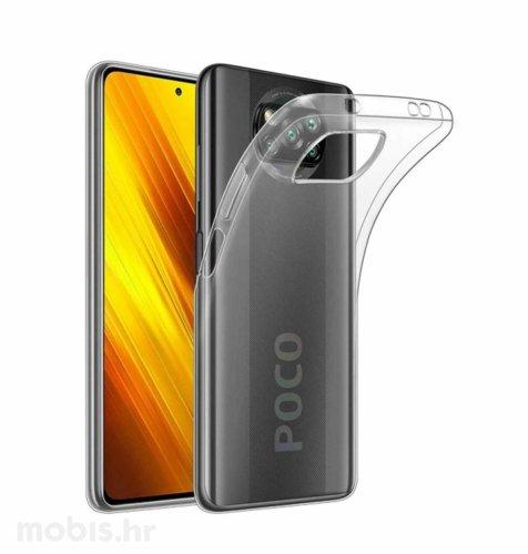 MaxMobile zaštitna maska za Xiaomi Poco X3: prozirna
