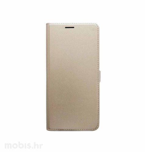 MaxMobile Slim preklopna zaštitna maska za Samsung Galaxy A12: zlatna