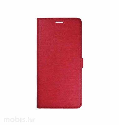 MaxMobile Slim preklopna zaštitna maska za Samsung Galaxy S21: crvena
