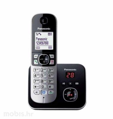 Panasonic KX-TG 6821FXB: crni
