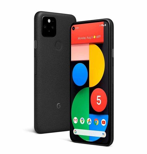 Google Pixel 5 5G: crni