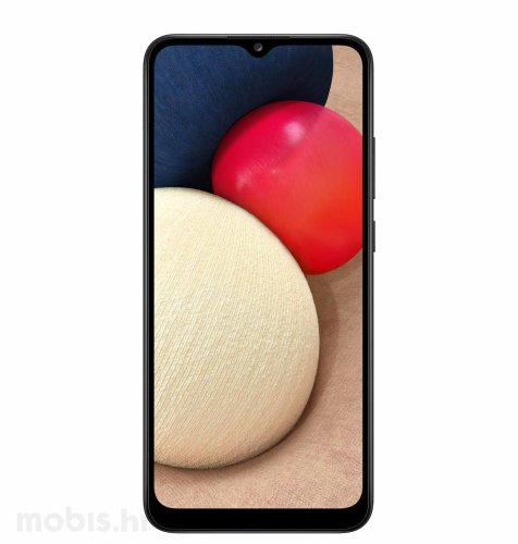 Samsung Galaxy A02S Dual SIM 3GB/32GB: crni