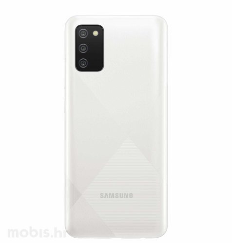 Samsung Galaxy A02S Dual SIM 3GB/32GB: bijeli