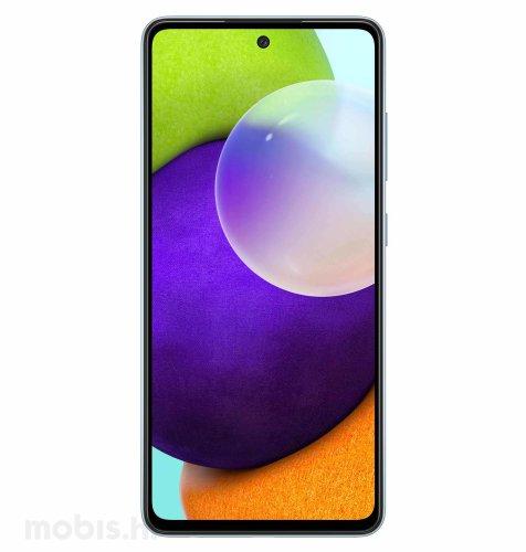 Samsung Galaxy A52 6GB/128 GB: plavi