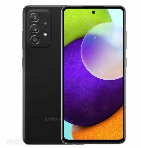 Samsung Galaxy A52 8GB/256GB: crni + Samsung Galaxy Fit 2