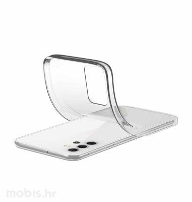 Cellular Line silikonska zaštita za Samsung Galaxy A32 5G: prozirna