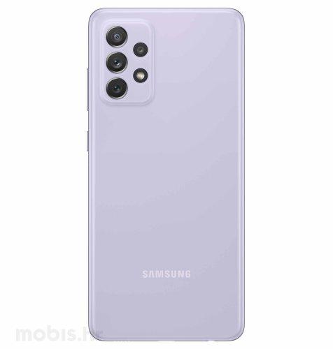 Samsung Galaxy A72 6GB/128GB: ljubičasti