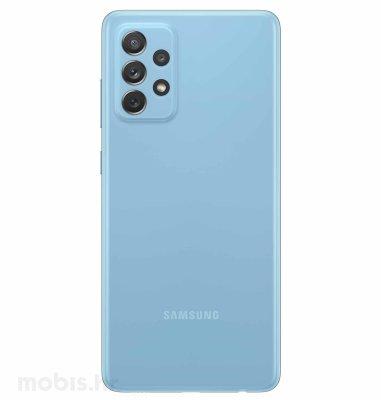 Samsung Galaxy A72 6GB/128GB: plavi