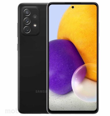 Samsung Galaxy A72 6GB/128GB: crni