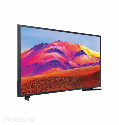Samsung LED TV UE32T5372 FHD: crni