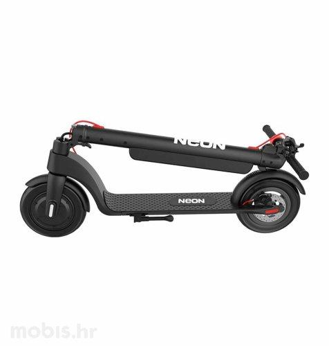 Neon Pro 2 električni romobil: crni