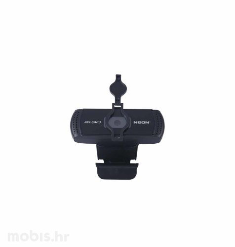 Neon Hyperion, web kamera, crna