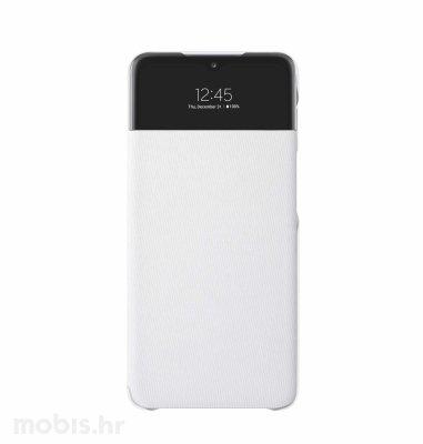 S View preklopna maska za uređaj Samsung Galaxy A72: bijela