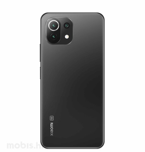 Xiaomi Mi 11 Lite 5G 6GB/128GB: crni