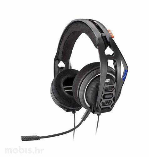 Nacon RIG 400HS Gaming Slušalice za PS4/PS5: crne