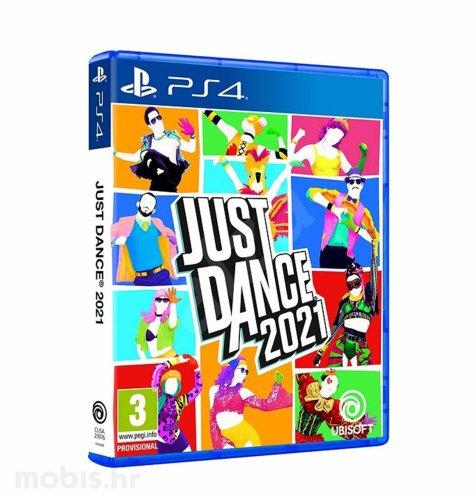 Just Dance 2021 igra za PS4