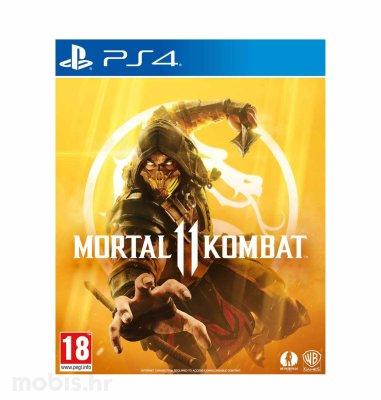 Mortal Kombat 11 Ultimate igra za PS4