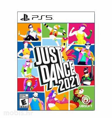 Just Dance 2021 igra za PS5