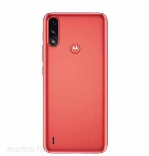 Motorola E7 Power 4GB/64GB: crvena