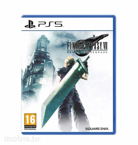 Final Fantasy VII Remake Intergrade igra za PS5