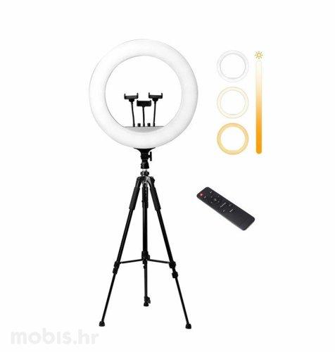 Neon ring light Hemera Rl-21 + profi stativ za ring light/fotoaparat