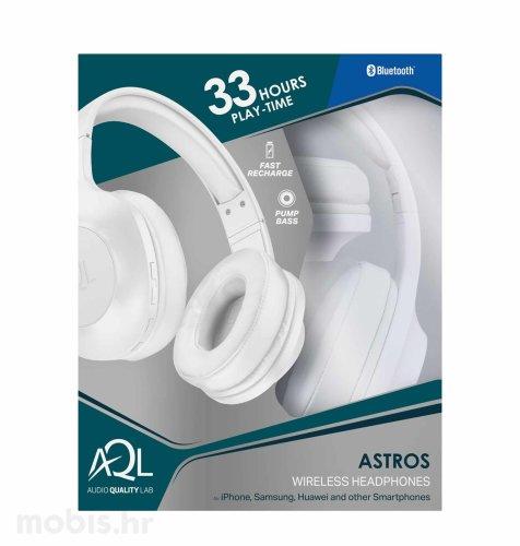 Cellular Line AQL Astros Bluetooth slušalice: bijele