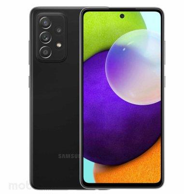 Samsung Galaxy A52 5G 6GB/128 GB: crni