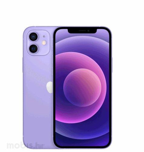 Apple iPhone 12 128GB: ljubičasti
