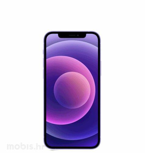 Apple iPhone 12 Mini 128GB: ljubičasti