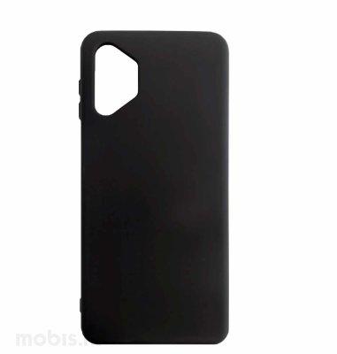 MaxMobile zaštitna maska za Samsung Galaxy A32 Silicone Oil: crna