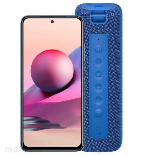 Xiaomi Redmi Note 10S 6GB/128GB: plavi + Xiaomi Bluetooth zvučnik