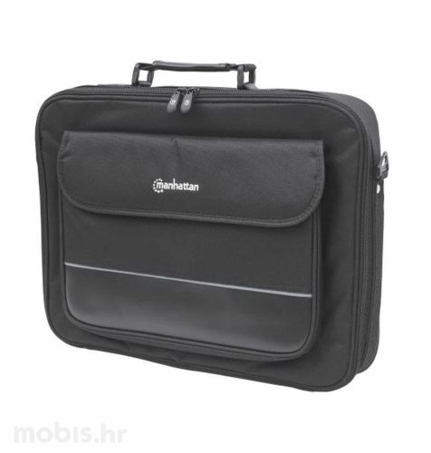 "Manhattan Empire torba za laptop 17"": crna"