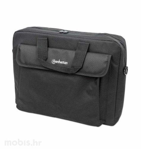 "Manhattan London torba za laptop do 15.6"": crna"