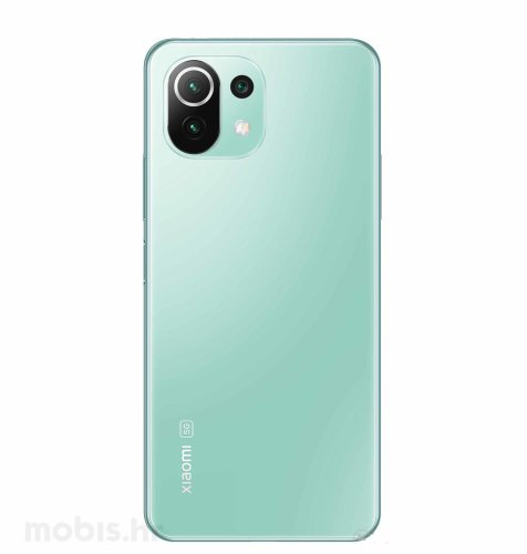Xiaomi Mi 11 Lite 5G 6GB/128GB: zeleni